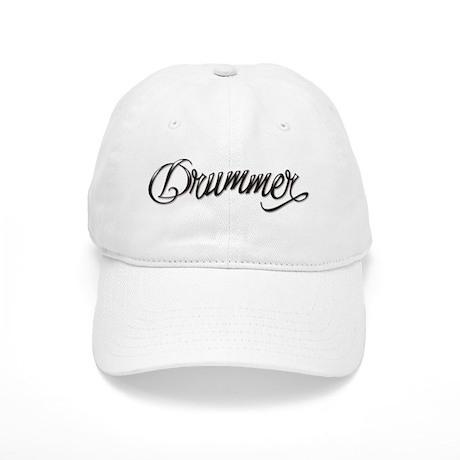 Drummer Tattoo Musician Cap