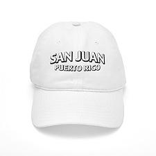 San Juan, PR Baseball Cap