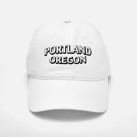Portland, OR Baseball Baseball Cap