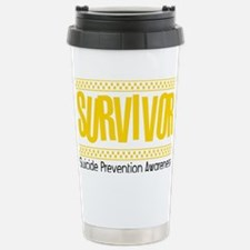 yellow_survivor Travel Mug