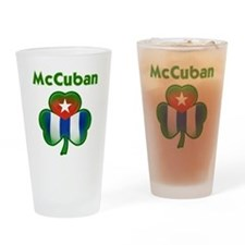 McCuban_both Drinking Glass