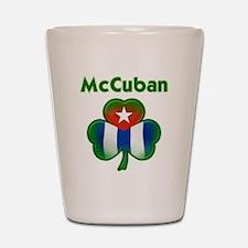 McCuban_both Shot Glass