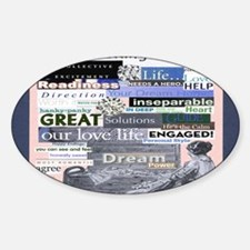 engagedhope11x9blue Decal