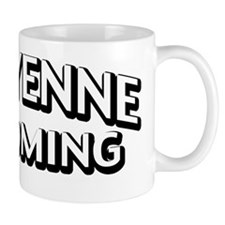 Cheyenne, WY Mug