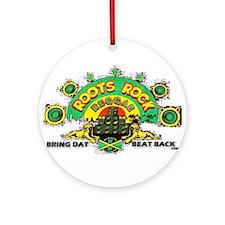 ROOTS ROCK REGGAE Ornament (Round)