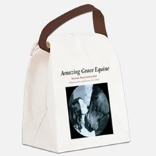 A G E T shirt #1 REVISED Canvas Lunch Bag