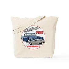 55StuPresBlu-C8trans Tote Bag