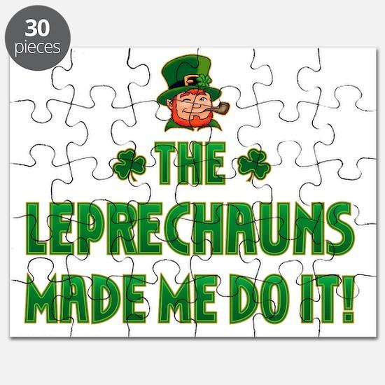 the_leprechauns_made_me_do_it_dark Puzzle