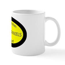2-CockerSpanielsSpoiledRottenOnBoard Mug