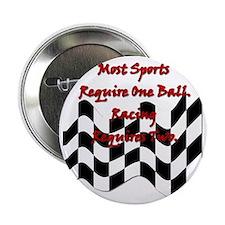 "racing slogan 2.25"" Button"