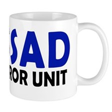 Mossad blue Mug