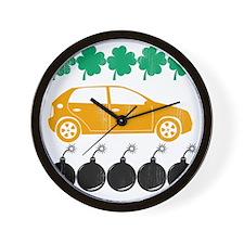 2-ICB Wall Clock