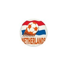 NETHERLANDS E Mini Button