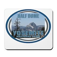 half dome Mousepad