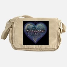 ECLIPSE MOUSEPAD HEART 9.5X8 copy Messenger Bag
