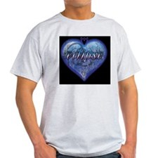 ECLIPSE MOUSEPAD HEART 9.5X8 copy T-Shirt