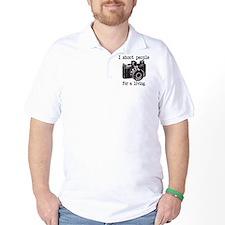 IShoot BeachTote T-Shirt