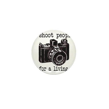 IShoot BeachTote Mini Button
