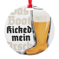 2-das boot Ornament