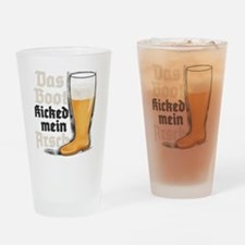 2-das boot Drinking Glass