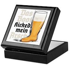 2-das boot Keepsake Box
