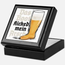 2-das boot Keepsake Box