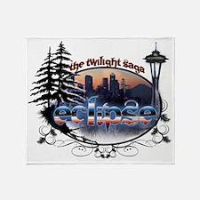 2-Twilight 10Saga Eclipse2 Throw Blanket