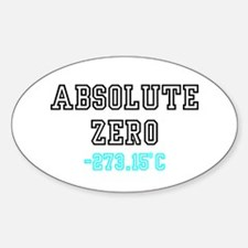 ABSOLUTE ZERO Decal