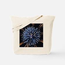 Blue Worxs Tote Bag