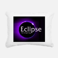 Eclipse Rectangular Canvas Pillow