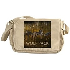 Eclipse Wolf Pack Messenger Bag