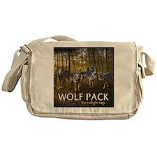 Eclipse Wolf Pack Messenger Bag