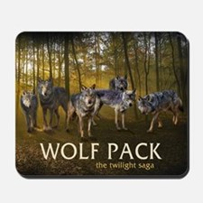Eclipse Wolf Pack Mousepad