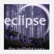 Twilight Eclipse Tile Coaster