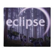 Twilight Eclipse Throw Blanket