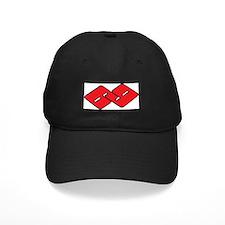 RED 69 Baseball Hat