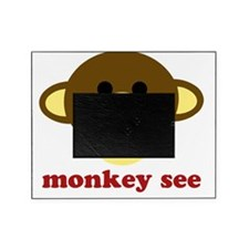 monkeysee1 Picture Frame