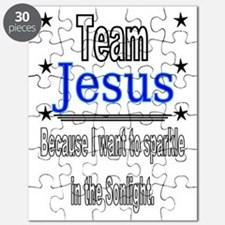 Team Jesus sonlight Puzzle