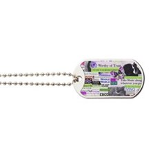 recovery11x9calendar Dog Tags