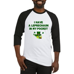 Pocket Leprechaun Baseball Jersey