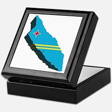 3DAruba2 Keepsake Box