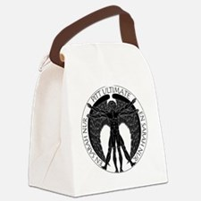 EnsabahNur-3 Canvas Lunch Bag