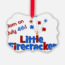 littlefirecracker_bornonjuly4th_2 Ornament