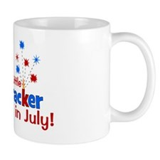 expectingalittlefirecrackerinjuly2 Mug