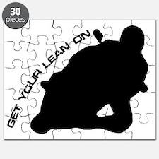 Lean-On_Black Puzzle
