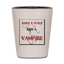 SAVEAWOLF Shot Glass