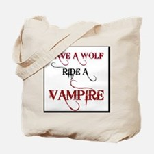 SAVEAWOLF Tote Bag