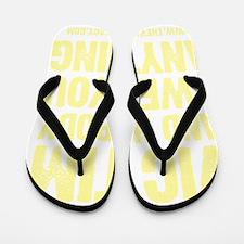 victicratblack Flip Flops