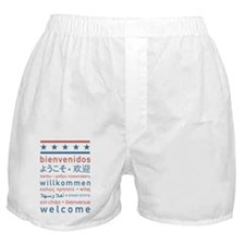 welcome8 Boxer Shorts