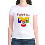 Fueled by Jam Jr. Ringer T-Shirt